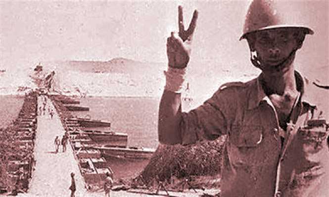 بوابة روز اليوسف | البيان رقم (7): نجحت قواتنا المسلحة في عبور قناة السويس  والاستيلاء علي الشاطئ الشرقي