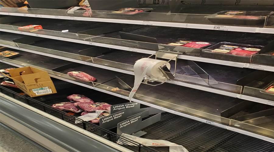 ثلاجة اللحوم