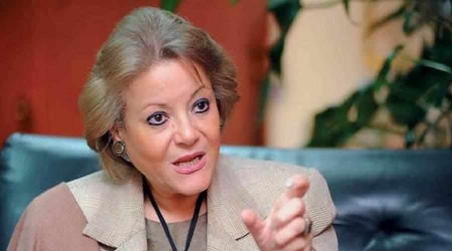 مستشارة الأمن القومي فايزة ابو النجا