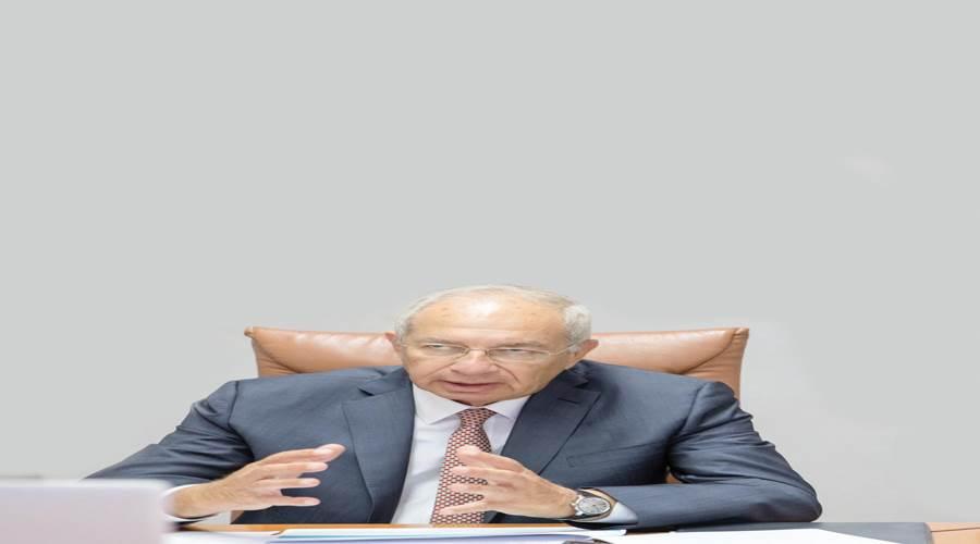 يحيى زكي رئيس المنطقة الاقتصادية (تصوير سماح زيدان)