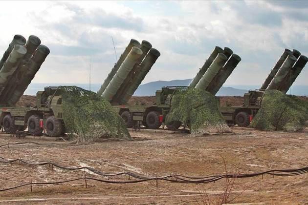 """منظومة صواريخ  """"أس ـ400"""""""