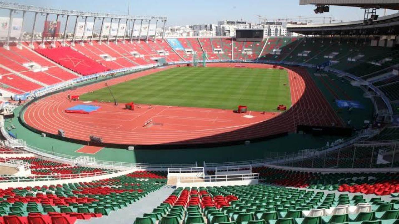 المجمع الرياضي الأمير مولاي عبد الله