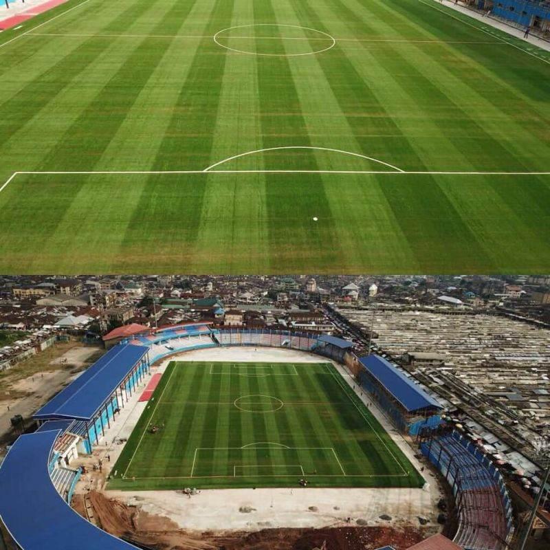 ملعب رومدي أجيا
