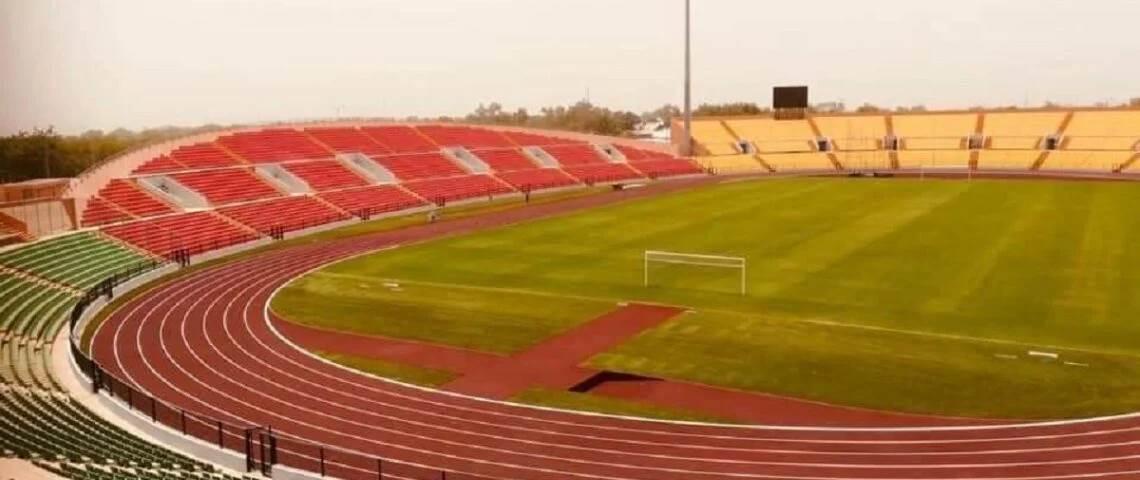 ملعب رومدي أجيا الكاميرون