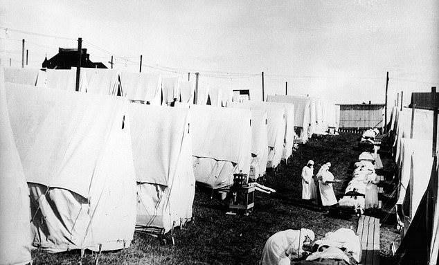 الإنفلونزا الإسبانية قتلت 50 مليونا من الشباب