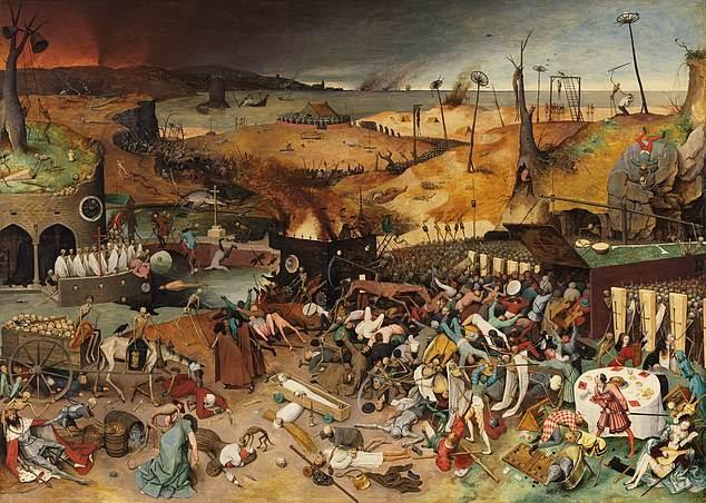 الموت الأسود قتل 75مليون إنسان منذ 500سنة