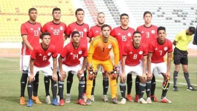 منتخب مصر للناشئين