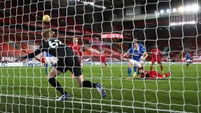 برايتون يهزم ليفربول