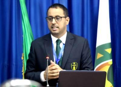 أحمد ولد يحيى رئيس الأتحاد الموريتاني