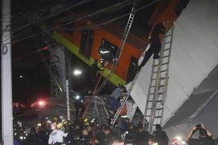 مترو محطة أوليفوس على خط المترو ١٢ في مكسيكو سيتي