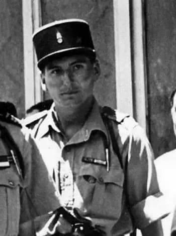 هوبرت جيرمان هاجر فرنسا يوم ٢٤ يونيو ١٩٤٠ منكسر وبعد ٤سنوات عاد منتصرا